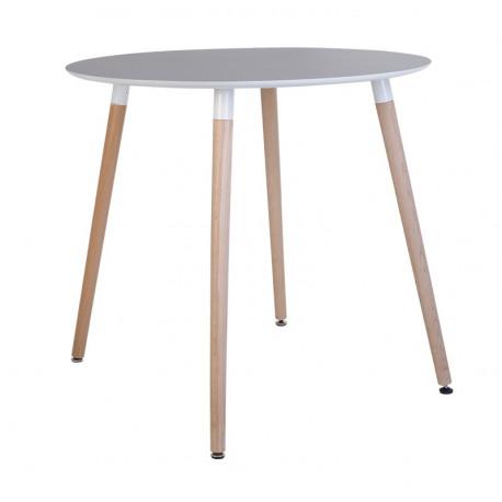 Стол обеденный Modern Wood D80 Новый стиль
