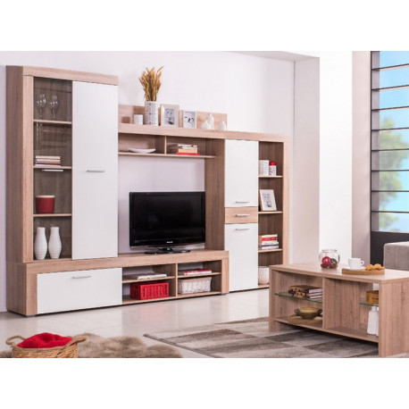 Мебельная стенка Лиза БРВ
