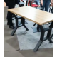 Стол письменный Хенк 120 Металл-Дизайн Лофт