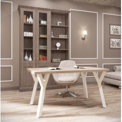 Стол письменный Уно-4 160 Металл-Дизайн Лофт