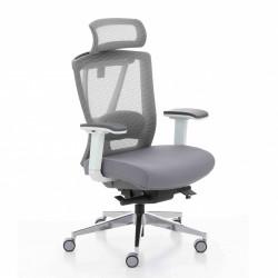 Кресло компьютерное эргономичное Ergo Chair 2 Grey KreslaLux