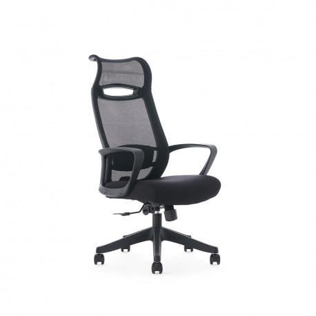 Кресло операторское BlackFix KreslaLux