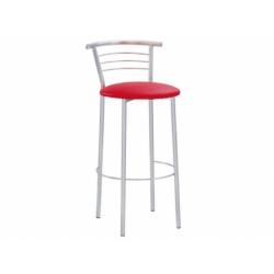 Барный стул Марко алюм (Marco alu) Новый Стиль