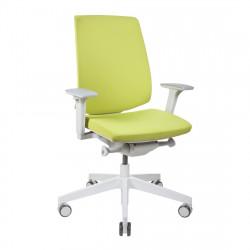 Кресло компьютерное эргономичное Profim Light Up (230SL Grey P61PU SN-6) KreslaLux