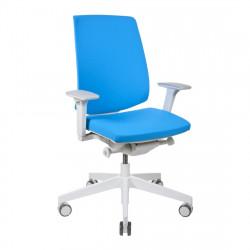 Кресло компьютерное эргономичное Profim Light Up (230SL Grey P61PU SN-11) KreslaLux