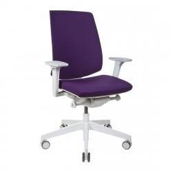 Кресло компьютерное эргономичное Profim Light Up (230SL Grey P61PU SN-19) KreslaLux