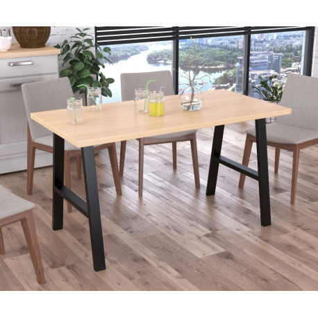 Стол обеденный Атлант 138 см Loft design