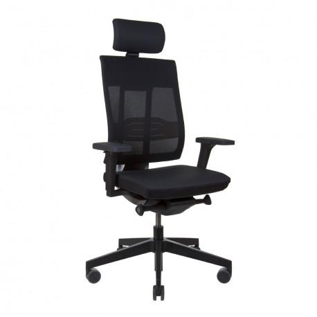 Кресло компьютерное с подголовником Profim Xenon Net (110 SFL P59PU) KreslaLux