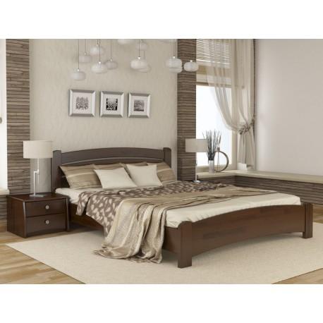 Ліжко дерев'яне Венеція Люкс Естелла