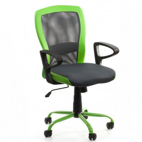 Кресло Leno CH TILT Grey-Green Office4You Technostyle
