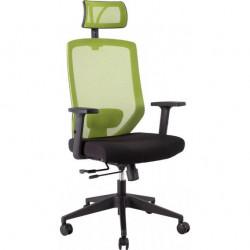 Кресло JOY Black-Green PL TILT Special4You Technostyle