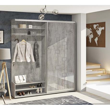 Прихожая-купе Вариант 5 Модерн Комфорт-мебель