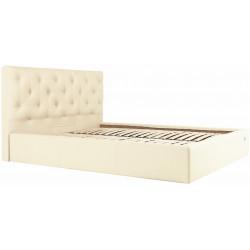 Кровать с мягким изголовьем Бристоль Richman Стандарт Кожзам Флай 2200