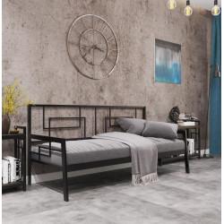Ліжко Квадро Метал-Дизайн Лофт