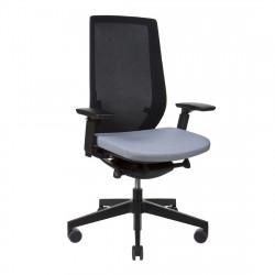 Крісло комп'ютерне ергономічне Profim Light Up (230SL Grey P61PU SN-19) KreslaLux