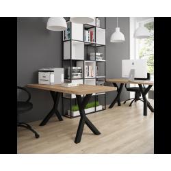 Стол письменный Брайт 160 Металл-Дизайн Лофт