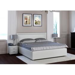 Кровать с мягкими изголовьем Софи Лефорт
