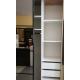 Шкаф-купе ДСП+Зеркало из 4-х Стандарт 210/240х45х100 Комфорт-мебель