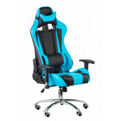 Кресло ExtremeRace black/blue Special4You Technostyle