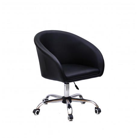 Кресло офисное Onder Mebli Andy CH-Office ЭкоКожа Черный 1007