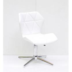 Кресло Onder Mebli Torino Modern Base ЭкоКожа Белый