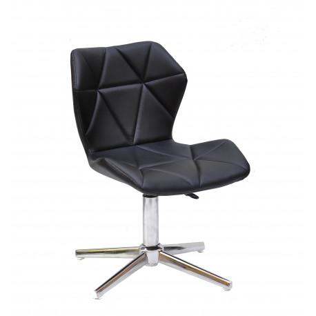 Кресло Onder Mebli Torino Modern Base ЭкоКожа Черный