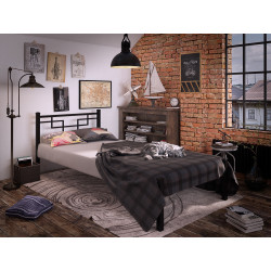 Ліжко односпальне Фавор міні Tenero