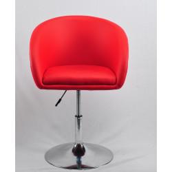 Кресло Onder Mebli Andy CH-Base ЭкоКожа Красный