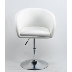 Кресло Onder Mebli Andy CH-Base ЭкоКожа Белый