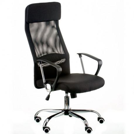 Кресло сетчатое Silba black Special4You Technostyle