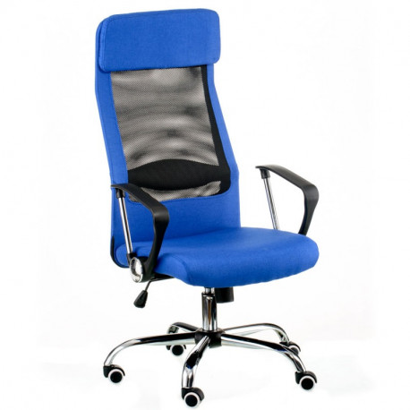 Кресло сетчатое Silba blue Special4You Technostyle