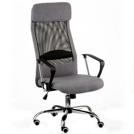 Кресло сетчатое Silba grey Special4You Technostyle
