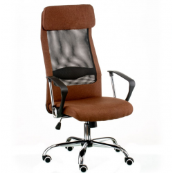 Кресло сетчатое Silba brown Special4You Technostyle