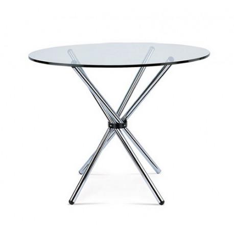 Стол стеклянный Тог (90 см) Группа СДМ