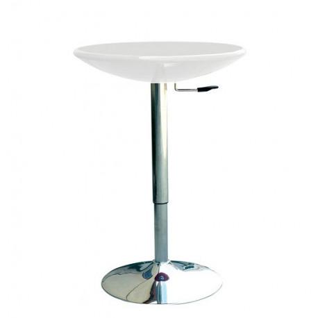 Барный стол Амира белый Группа СДМ