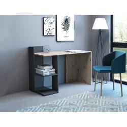 Стол письменный PACO PC 01 (120 см) дуб артисан/антрацит GF Furniture