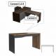 Стол письменный Connect С Intarsio