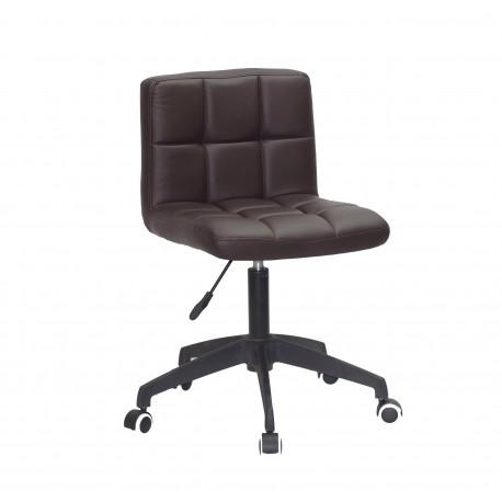 Кресло Onder Mebli Арно BK - Modern ЭкоКожа Коричневый 1015