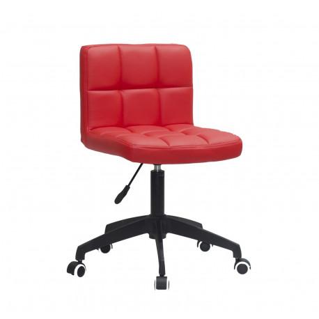 Кресло Onder Mebli Арно BK - Modern ЭкоКожа Красный 1007