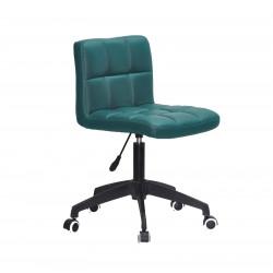 Кресло Onder Mebli Арно BK - Modern ЭкоКожа Зеленый 1002