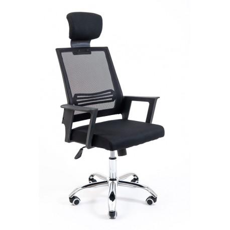 Кресло Стик черная сетка CH Tilt Richman