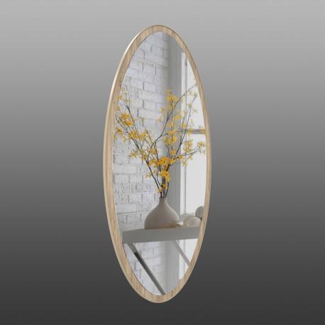 Зеркало на основе ЛДСП Art-com ZR1 Дуб Сонома