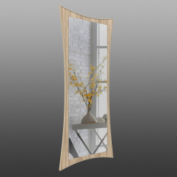 Зеркало на основе ЛДСП Art-com ZR2 Дуб Сонома