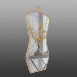 Зеркало на основе ЛДСП Art-com ZR3 Дуб сонома