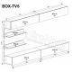 Мебельная стенка BOX TV-6 MiroMark