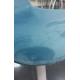 Стул М-10 голубой топаз Vetro Mebel