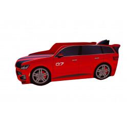 Кровать+матрас Viorina-Deko Premium Р003 Audi Q7 Красный