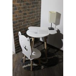 """Дитячий набір стіл + стілець """"Twins"""" Луна"""