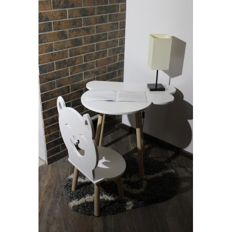 "Детский сет стол+стул ""Twins"" Луна"