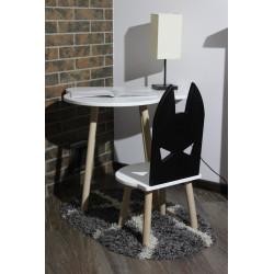 """Дитячий набір стіл + стілець """"Batman"""" Луна"""
